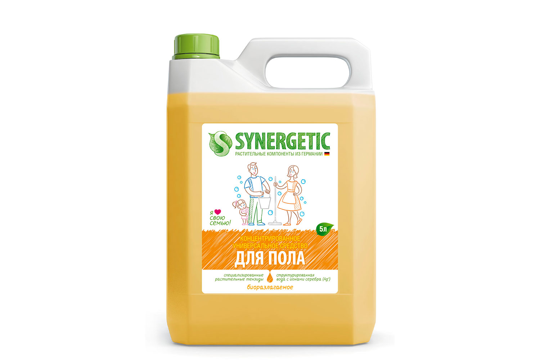 Средство для мытья поверхностей Synergetic