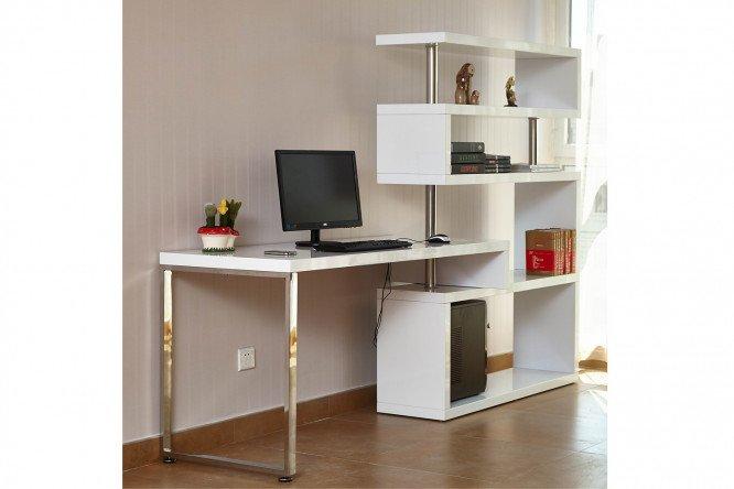 Письменный стол со стеллажом lead - купить в интернет-магази.