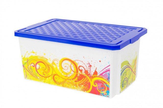 Лента ящики для хранения
