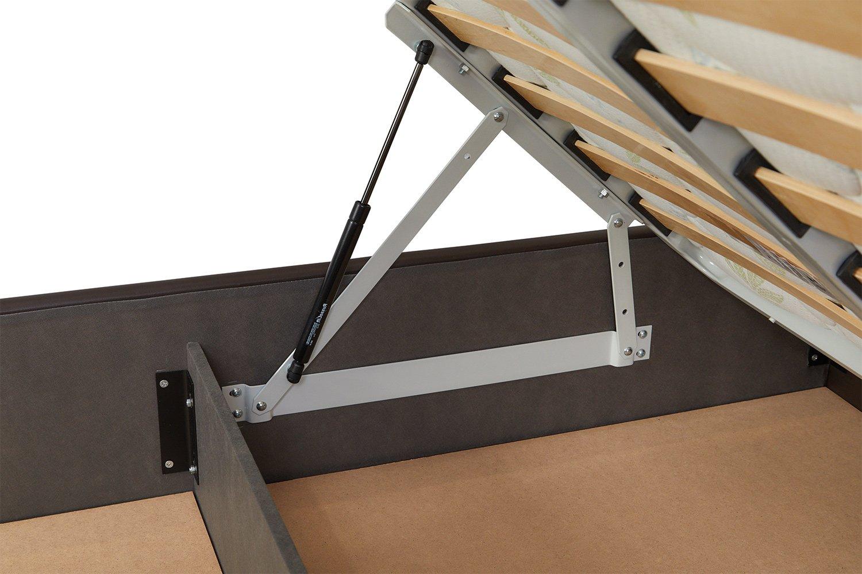 Картинка - Кровать с подъёмным механизмом Berta