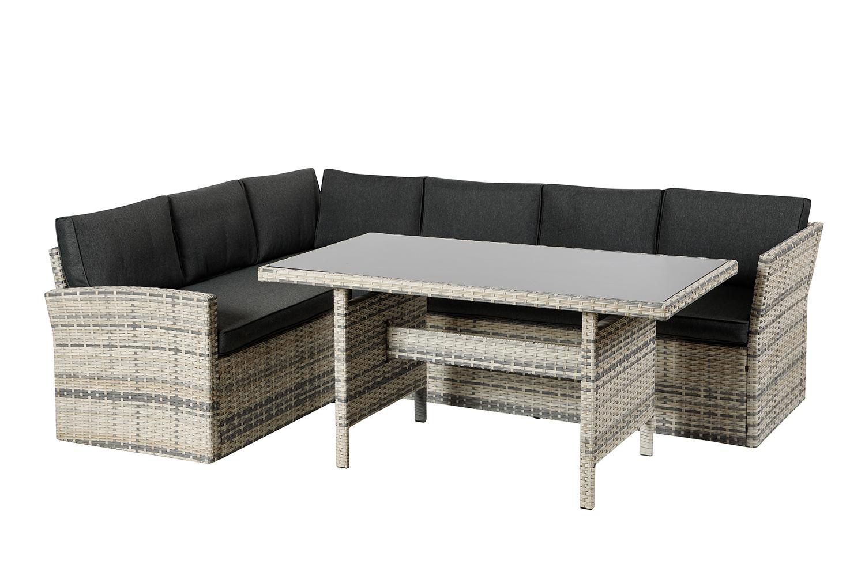 Набор садовой мебели Rosario Hoff 80364010