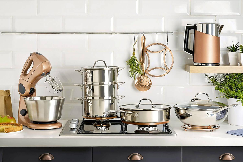 Кухонная посуда: что должно быть на вашей кухне