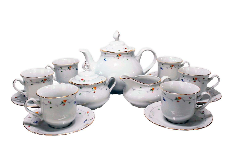 Чайный сервиз на 6 персон Констанция