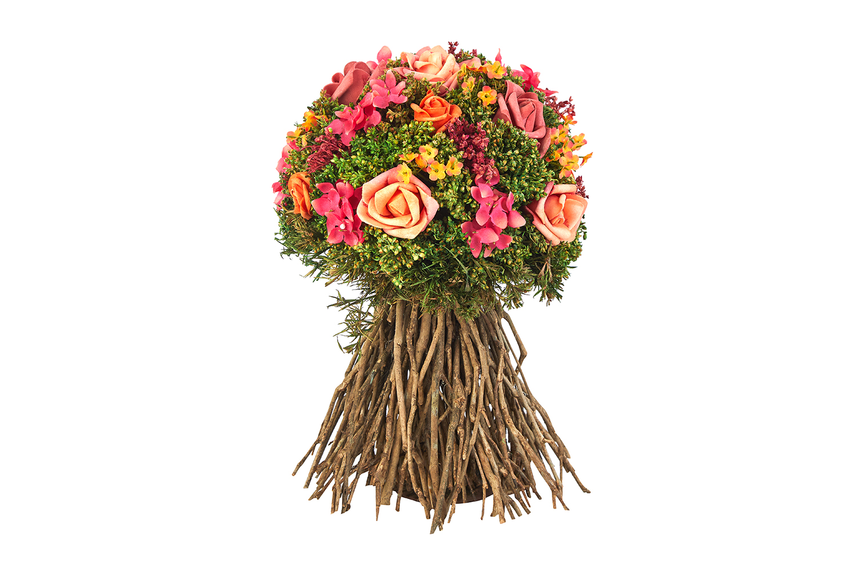 Декоративный букет Садовые розы