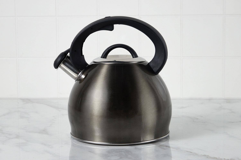 Чайник со свистком Titan