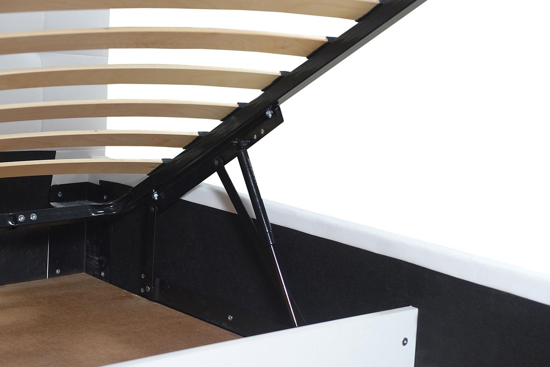 Картинка - Кровать с подъёмным механизмом Вероника
