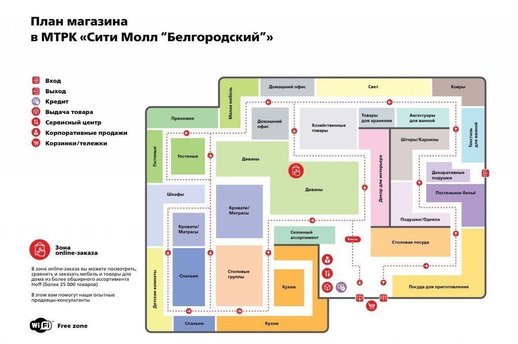Какие Магазины Есть В Сити Молле Белгород