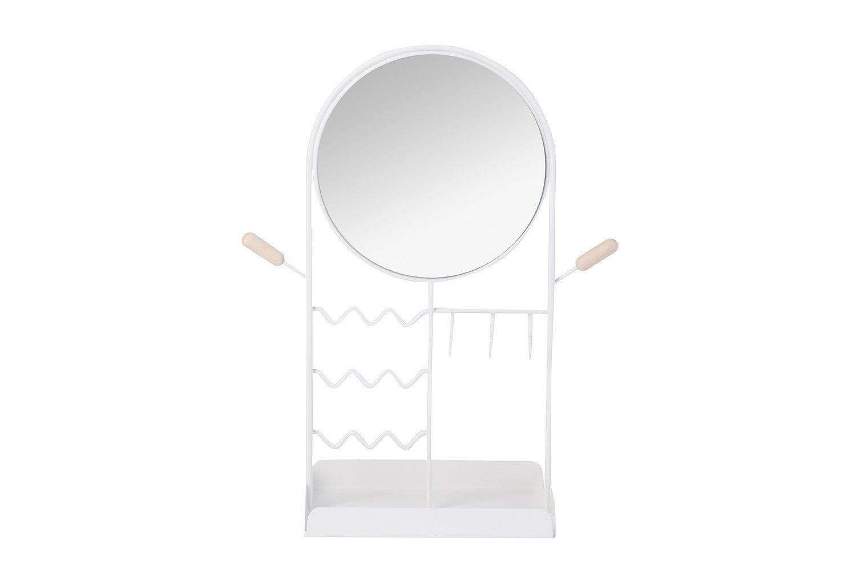 Подставка для украшений с зеркалом Elegance фото