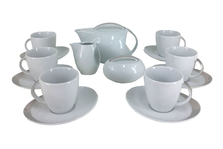 Чайный сервиз на 6 персон Loos