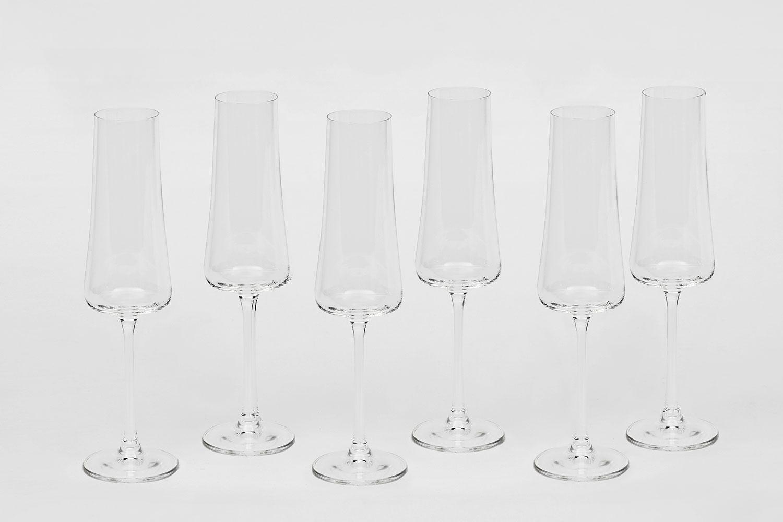 Набор бокалов для шампанского Экстра