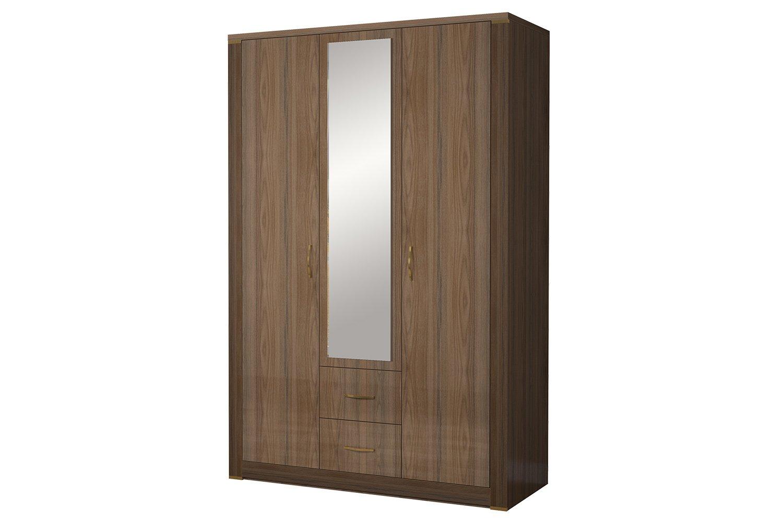 Шкаф 3-дверный Париж фото