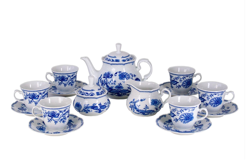 Чайный сервиз на 6 персон Натали