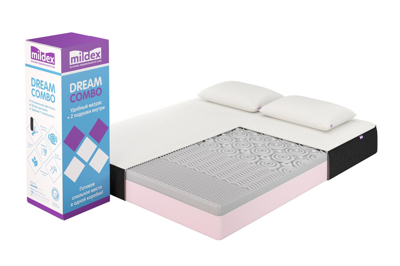 Матрас беспружинный Mildex Dream Combo фото