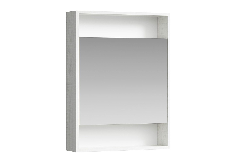 Зеркальный шкаф Сити.