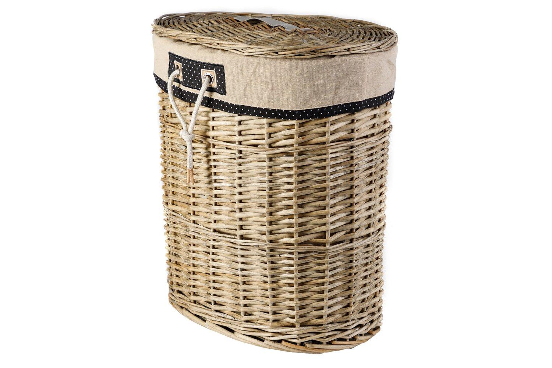 Корзина для белья с крышкой Tony Basket 174 фото