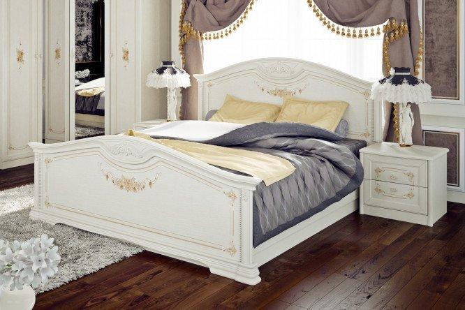 Кровать лючия с подъемным механизмом