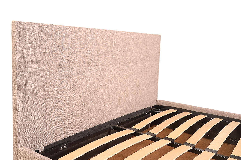 Картинка - Кровать с подъёмным механизмом Mila