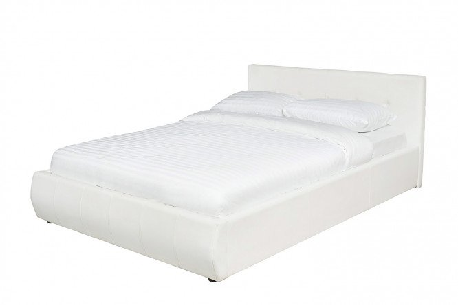 c30f282a73554 Белые кровати 180 на 200 см – купить в интернет-магазине Hoff по ...