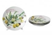 Набор тарелок для оливок 20 см Hoff: европейский гипермаркет мебели и товаров для дома, интернет-магазин мебели 1290.000