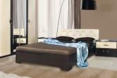 Кровати без подъёмного механизма Кровать без подъемного механизма Родос
