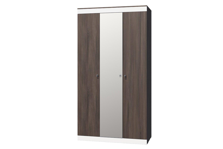 Шкаф 3-дверный Nils