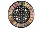Часы настенные Старинные краски Hoff: европейский гипермаркет мебели и товаров для дома, интернет-магазин мебели 1690.000