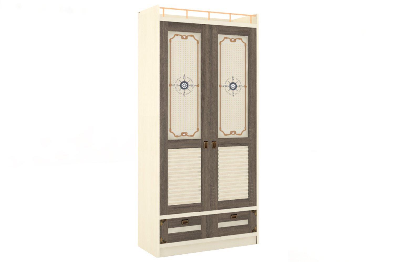 Шкаф двухдверный Калипсо