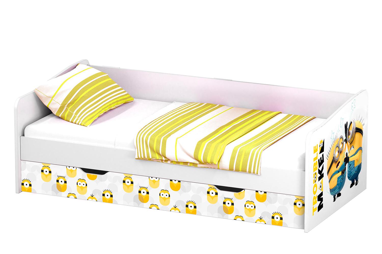 Кровать детская выдвижная Fun