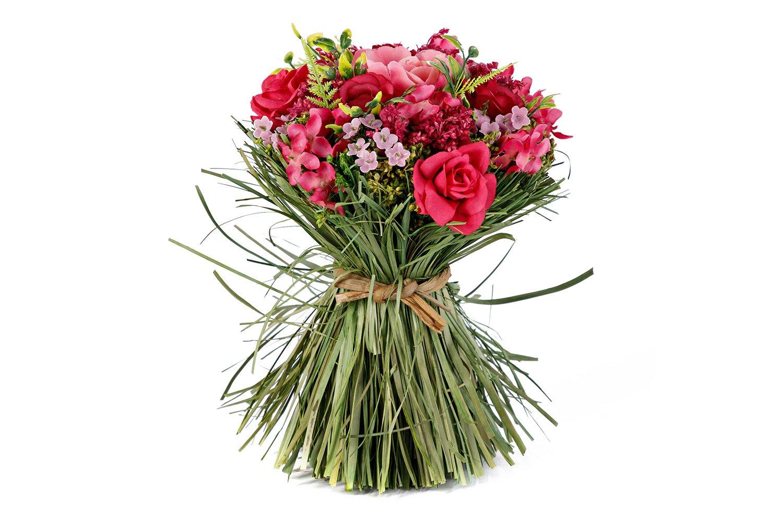 Декоративный букет Розы фото