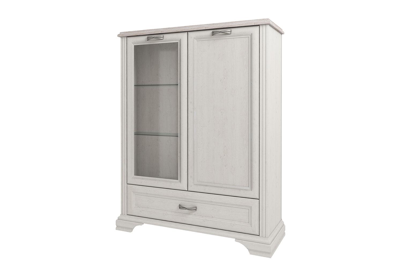 Шкаф с витриной Monako фото