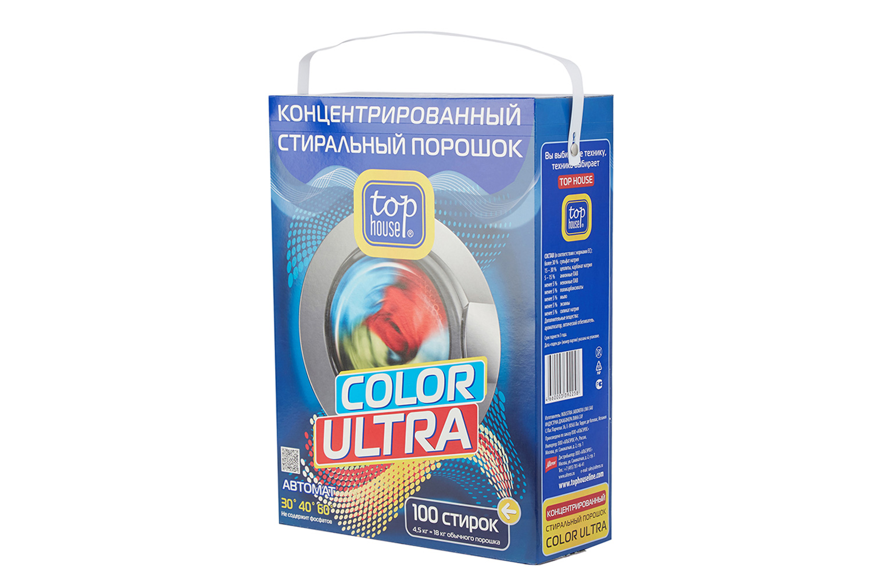 Стиральный порошок Color Ultra