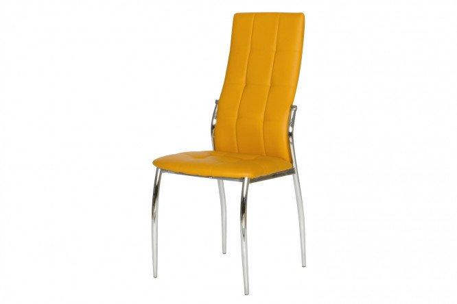 Купить желтые стулья на кухню