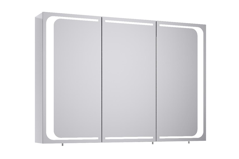 Зеркальный шкаф Милан.
