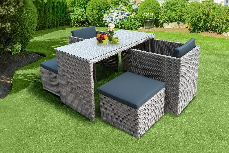 Набор садовой мебели Alvaro