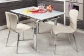 Стол Mistral 120 Hoff: европейский гипермаркет мебели и товаров для дома, интернет-магазин мебели 25990.000