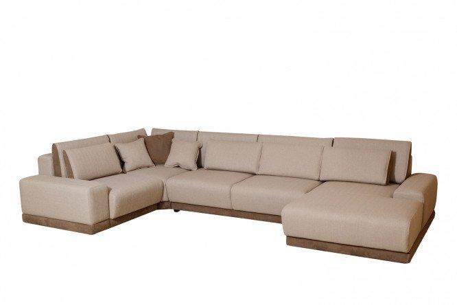 большие угловые диваны купить в интернет магазине Hoff по выгодным