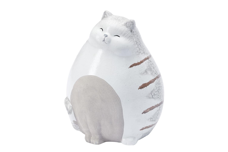 Декоративная фигурка Упитанный кот