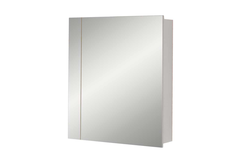 Шкаф с зеркалом левый Анкона