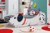 Кровати одноярусные Cilek Кровать Dalmatian