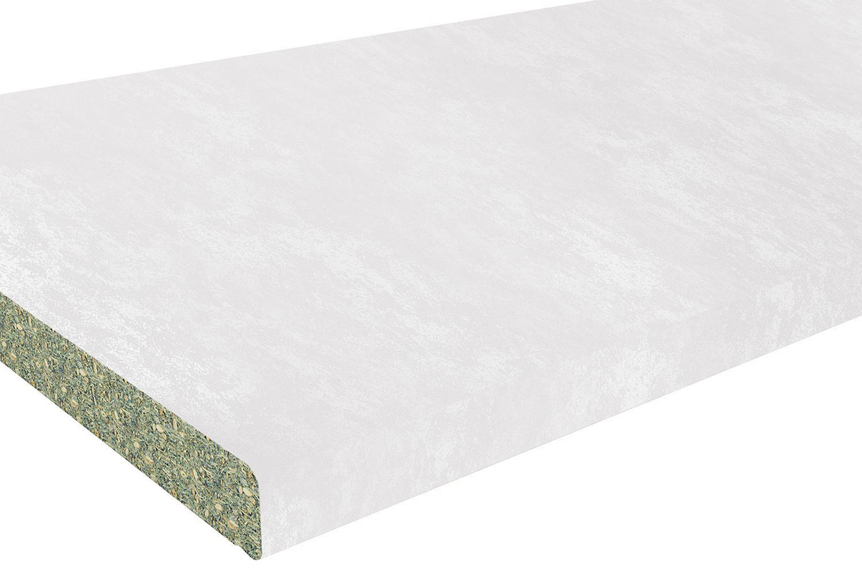 Столешница 1U керамика белая