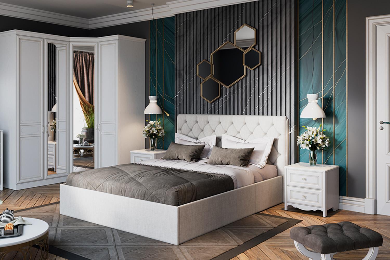Картинка - Кровать с подъёмным механизмом Франческа