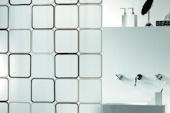 Штора для ванной комнаты Frame Hoff: европейский гипермаркет мебели и товаров для дома, интернет-магазин мебели 999.000