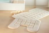 Набор ковриков для ванной  комнаты Madison Hoff: европейский гипермаркет мебели и товаров для дома, интернет-магазин мебели 2690.000