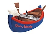 Диван Capt'n Sharky Hoff: европейский гипермаркет мебели и товаров для дома, интернет-магазин мебели 81490.000