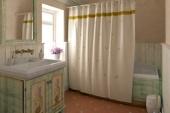 Шторки для ванной Aufollien Provence