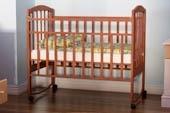 Кроватки для новорожденных Золушка