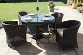 Комплекты садовой мебели Milan 12T002