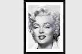 Репродукция в раме Marilyn Portrait 67х87 см Framed art Avantgarde Hoff: европейский гипермаркет мебели и товаров для дома, интернет-магазин мебели 3490.000