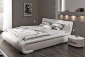 Кровать без подъемного механизма Albiero Hoff: европейский гипермаркет мебели и товаров для дома, интернет-магазин мебели 115990.000