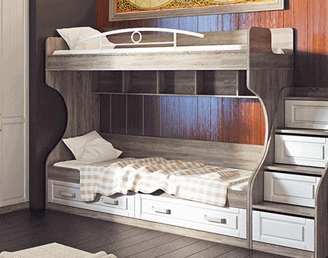 купить детскую кровать цена детских кроватей интернет магазин Hoff